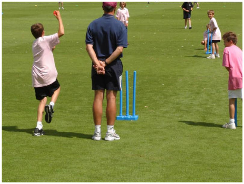 Junior Cricket 2021
